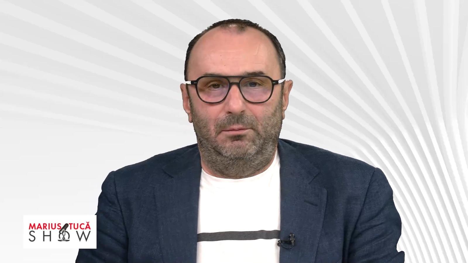 """""""Marius Tucă Show"""", 4 octombrie 2021. Invitați: Mircea Iliescu și Călin Georgescu"""