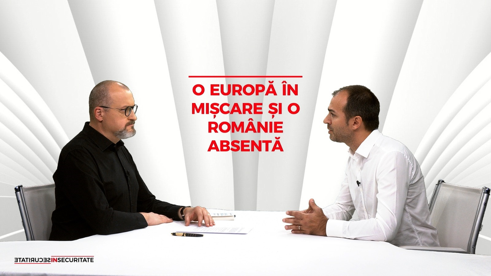 InSecuritate, 2 octombrie 2021. Invitat: Dr. Ștefan Popescu, analist de politică externă